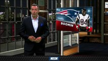 Joe Thuney Gives Most Patriot Answer On Antonio Brown Arrival