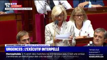 """Josiane Corneloup, députée LR, estime que les propositions d'Agnès Buzyn """"n'apportent pas de réponse"""" à la crise des urgences"""