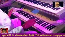 Legend M. S. Viswanathan By M. Thiravidaselvan (singapore) Vol 142
