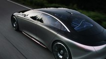 Mercedes-Benz VISION EQS - Trailer