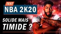 NBA 2K20 : Solide mais timide ? | TEST