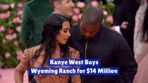 The New Kanye West Ranch