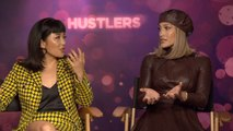 Jennifer Lopez And Constance Wu Chat For 'Hustlers'
