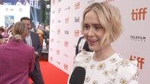 'Abominable' Premiere: Sarah Paulson