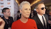 'Knives Out' Premiere: Jamie Lee Curtis