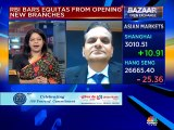 PN Vasudevan of Equitas Small Finance on business outlook