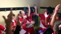 Football (2e division de district) : la joie de l'US BROUDERDOFF après sa victoire à Hommert (2-1)