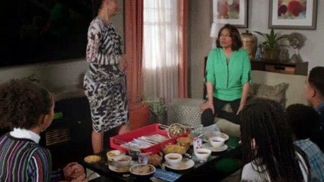 Black-Ish Season 3 Episode 16 One Angry Man
