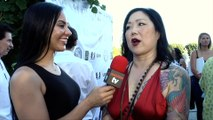 "Margaret Cho Interview 3rd Annual ""Wait Wait... Don't Kill Me!"" Comedy Gala Red Carpet"