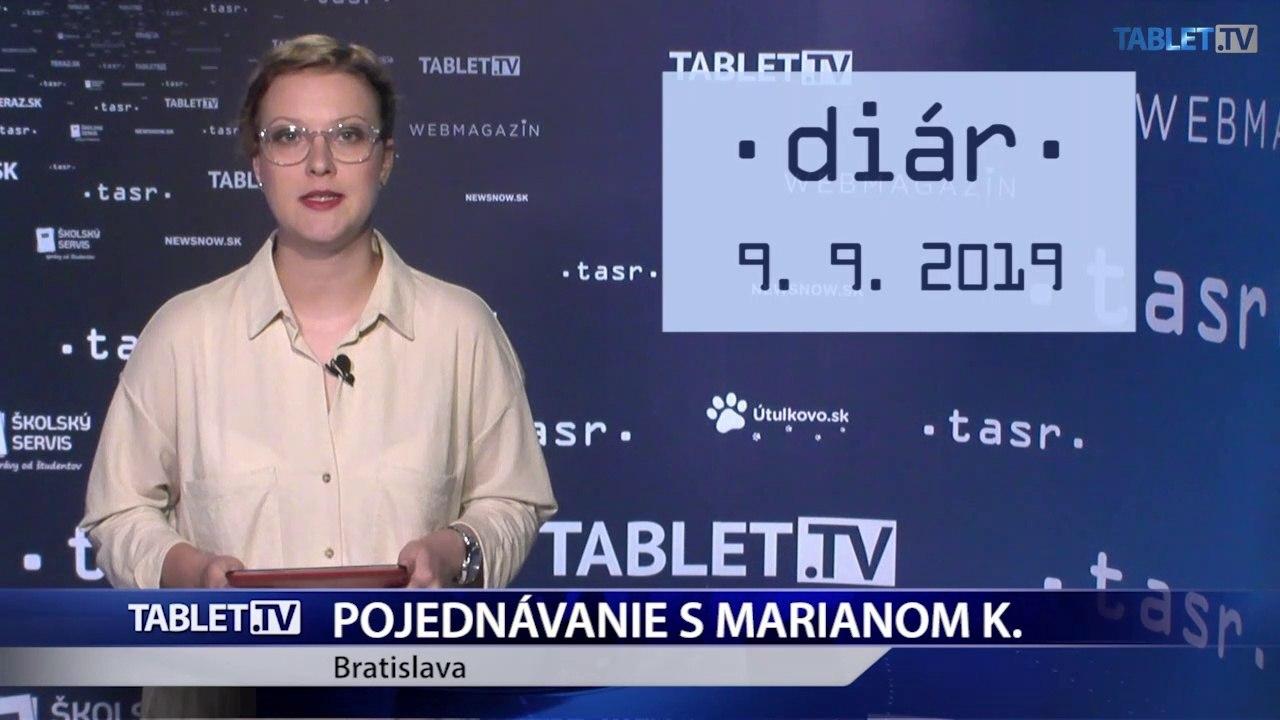 DIÁR: Marian K. má dnes vypovedať v kauze falšovania zmeniek