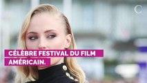 PHOTOS. Sophie Turner stylée et rayonnante au Festival du film de Deauville