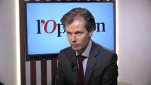 Guillaume Larrivé (LR): «Il faut arrêter l'immigration et stopper le droit du sol !»