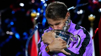 Rafael Nadal wins U.S. Open