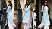 Proved!Proved! Janhvi Kapoor Humility & Humbleness makes Her a TRUE successor of MOM SRIDEVI