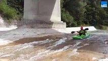 J'ai testé pour vous, le kayak sur la Drôme.