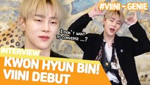 [Pops in Seoul] Rising hip-hop artist! VIINI(비니)'s interview for 'Genie(도깨비 방망이)'