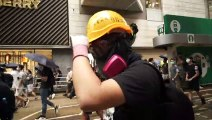 A day in the life of a 'brave' on the frontlines of Hong Kong's protests