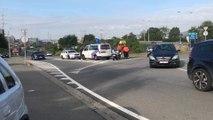 Un policier grièvement blessé à Liège
