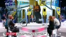"""""""Chaque voyageur doit pouvoir transporter seul ses bagages"""" : d'accord avec la SNCF ? - 09/09"""