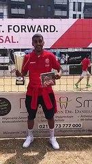 Aymen Barkok on Futsal