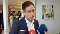 Metz : Xavier Bouvet annonce sa candidature aux municipales