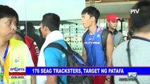 178 SEAG tracksters, target ng PATAFA