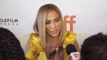Animal rights activists target Jennifer Lopez at Toronto Film Festival