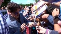 Lily-Rose Depp : Johnny Depp rend hommage à sa fille au festival de Deauville
