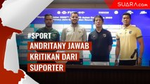 Timnas Indonesia Kebobolan 3 Gol saat Lawan Malaysia, Ini Kata Andritany