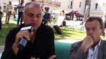3 jours  et une vie :  rencontre avec Nicolas Boukhrief  et Pierre  Lemaitre