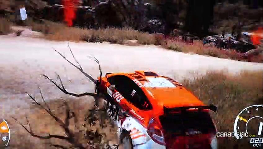 """Test jeu vidéo - WRC8 """"2019"""": virturéel !"""