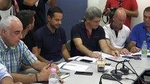 1η συνεδρίαση της εκτελεστικής επιτροπής του δήμου  Λαμιέων