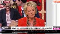 Morandini Live : Sophie Davant à la tête d'une nouvelle émission (exclu vidéo)