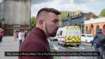 Honor crea una 'app' para las personas con discapacidad visual