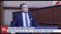 """AKP'li Üye, """"israf yapanın Allah belasını versin"""" dedi, hiç beklemediği anda CHP ve İYİP grubu amin dedi"""