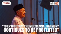 PM: Gov't will defend constitutional monarchy, rights of all M'sians