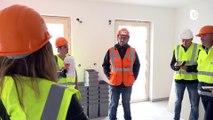 Reportage - Bâtiment ABC :  Au coeur du chantier