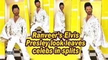 Ranveer's Elvis Presley look leaves celebs in splits