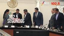 Recibe Senado de México paquete presupuestal 2020