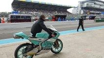 Leopard Racing truste les podiums en Moto3 avec Anonimo