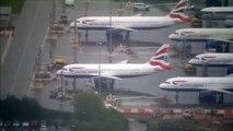 La huelga de British Airways afecta a 280.000 pasajeros