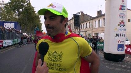 All Black Conrad Smith au Marathon du Medoc 2019