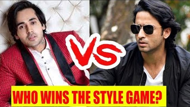 Randeep Rai vs Shaheer Sheikh: Who wins the style game?