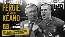 Two-Footed Talk | Roy Keane vs. Sir Alex: Bitterness or truth or behind the headlines?