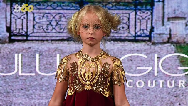 The First Double Amputee Child Walks in New York Fashion Week