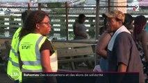 Bahamas : des évacuations et des élans de solidarité