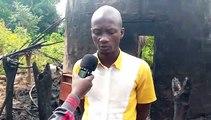 Mamadou Lamine Bah sinistré témoigne