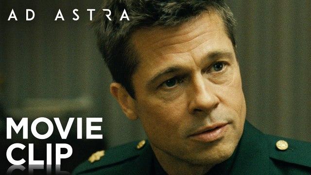 "Ad Astra Movie Clip - ""Lima Project"" (2019) Brad Pitt Drama Movie HD"