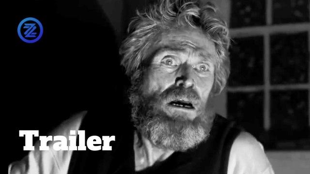 The Lighthouse Trailer #2 (2019) Willem Dafoe, Robert Pattinson Horror Movie HD