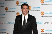 Michael Owen scolded by the Queen for taking his hat off